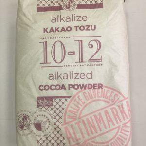 Какао-порошок алкализированный Altinmarka Турция